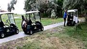 Над 120 голфъри от 15 страни участваха в Кейп Калиакра
