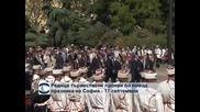 Редица тържествени прояви по повод Празника на София – 17 септември