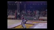 Slamball - dunk
