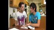 *exclusive*smosh - Food Battle 2008