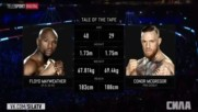 Floyd Mayweather Jr vs Conor Mcgregor Full Fight Hq 26-27.08.2017 г.