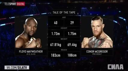 Floyd Mayweather Jr vs Conor Mcgregor Full Fight Hq 26-27.08.2017 г.