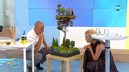"""Фотографът Огнян Стефанов: Модел на мечтаното българско село - """"На кафе"""" (30.07.2020)"""