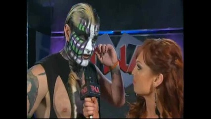 jeff hardy Backstage Tna.bound.for.glory.2010