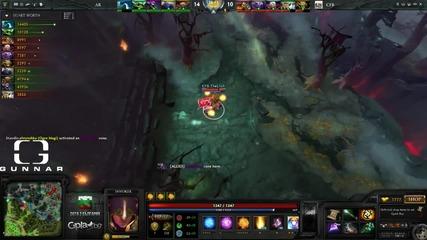 Полуфинал: ChinaFanBoys срещу Adrenaline Rush в Gunnar Challenge - игра 2
