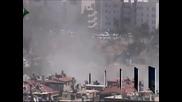 Нови взривове в Дамаск