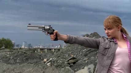 Kick-ass 2 (2013) - Chloe Grace Moretz is