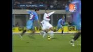10.02 Катания - Интер 0:2 Камбиасо Гол ( Супер Качество )
