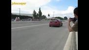 Polo Дизел Се Подигра със Civic V - Tec