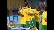 Най-атрактивните голове в Русия за месец септември !