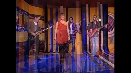 Allegro band - Hiljadu zima - (Gold Muzicki Magazin) - (Tv Pink )