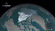 Арктика през последните 32 години
