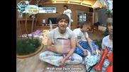 [eng subs] Shinee Hello Baby Ep11 3/5