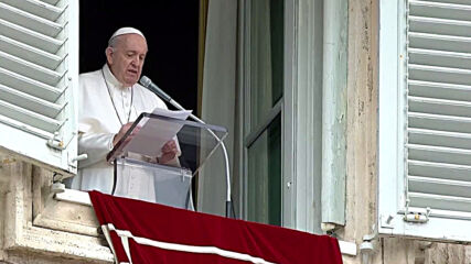 Holy See: Pope Francis appeals for calm, calls for end to Israel-Palestine violence