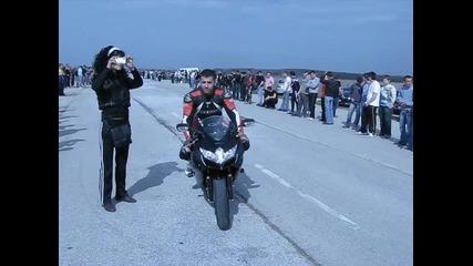 Леново Stunt moto show 2010 год.