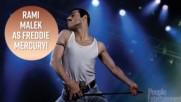 See the first glimpse of Rami Malek as Freddie Mercury