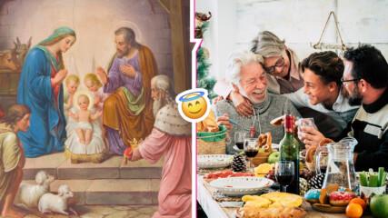 Празниците продължават: Почитаме св. Йосиф във втория ден на Коледа