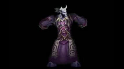 World of Warcraft crazy dance
