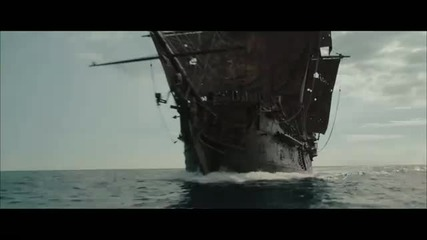 Pirates of the Caribbean - On Stranger Tides ~ Offical Trailer