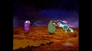 courage the cowardly dog - Night Of The Weremole