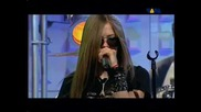 Avril Lavigne - Sk8er Boi -Live-