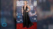 Kristen Wiig Unveils Extreme Triangle Hairstyle on 'Zoolander 2' Set