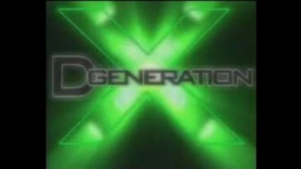 Degeneration-x Song
