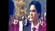 Whats left of me {katherine} Damon and Elena