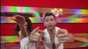 Нели и Наско във филмовата седмица - Dancing Stars (08.04.2014г)