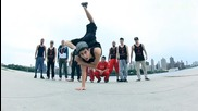 Здрав Трап + Брейк танци • Dropgun - Amsterdam •» Mendus Remix • 2014