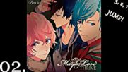 Thrive - 3 2 1 Jump ( B Project performing kodou Ambitious ost )