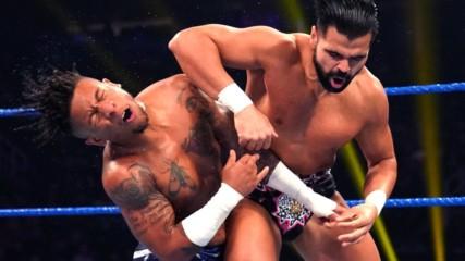Lio Rush vs. Sunil Singh: WWE 205 Live, Jan. 17, 2020