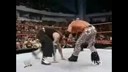 Wwe - Jeff Hardy & Maria Vs Johnny Nitro & Melina