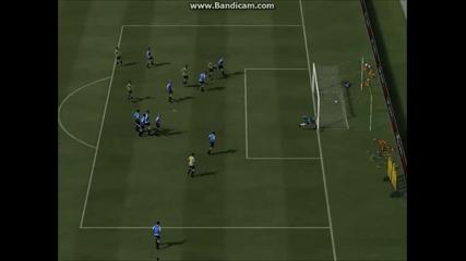 Beckham Free Kick Fifa 13
