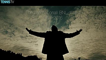 2016 Bnl Internazionali d'italia Final - Andy Murray vs Novak Djokovic