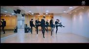 Monsta X-hero-dance pratice