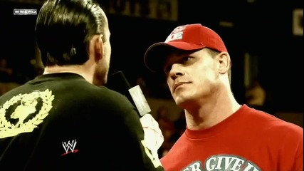 Do I Have Everybodys Attention Now? Cm punk promo...