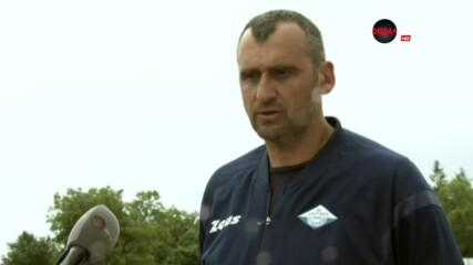 Треньорът на Спортист Своге: Не бях подготвен да водя мача с Локо ГО