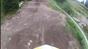 4x Pro Tour - Pamporovo 2014 - Track