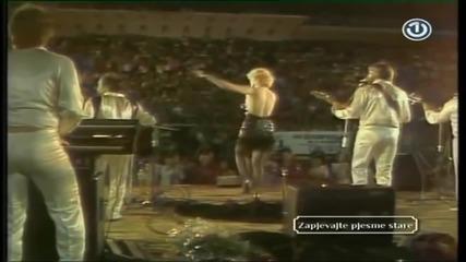 Lepa Brena - Sitnije Cile sitnije, Mostar 1983 ( Zapjevajte pjesme stare, Arhiva BHRT1 )