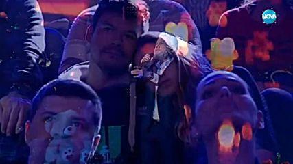Ненчо Балабанов - Come What May - X Factor - Коледен концерт (24.12.2017)