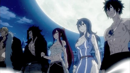 Only Human - Fairy Tail Amv