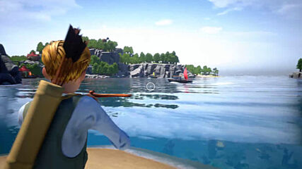 War Islands: A Co-op Adventure