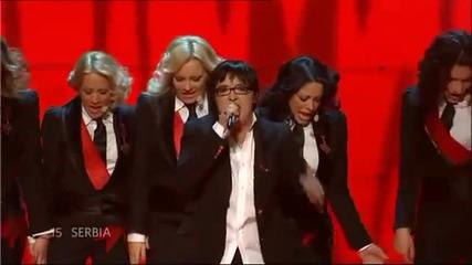 Marija Šerifović & Beauty Queens - Molitva (Eurovision Song Contest 2007)