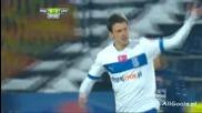 01.04 Александър Тонев с гол за Лех Познан срещу Погон Шчечин