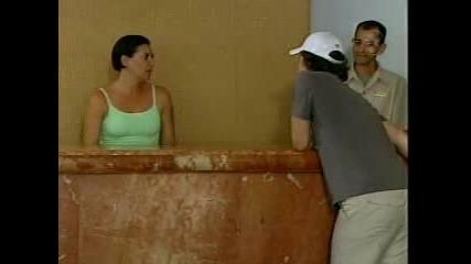 Rbd Llega A Hotel De Viaje Y Esta Javier