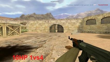 Counter Strike 1.6 2012 Player Viktor Team e-frag.bg