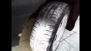 Супер Продукт, Нано-гел против спукване на гуми. Любителски тест !