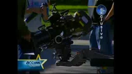 Justin Timberlake - Backstage Pepsi