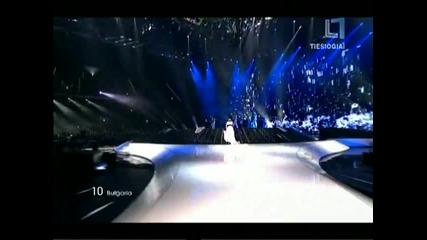 България на Евровизия! Поли Генова - На инат * Страхотно изпъление!